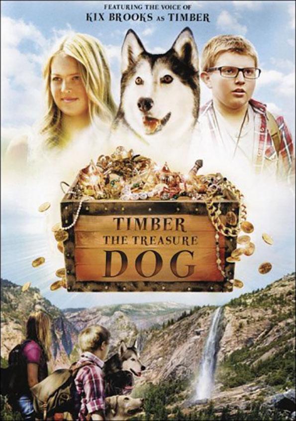 timber et la carte au trésor TIMBER THE TREASURE DOG   Entertainment