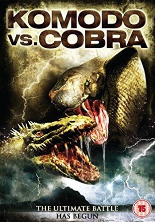 KOMODO VS COBRA