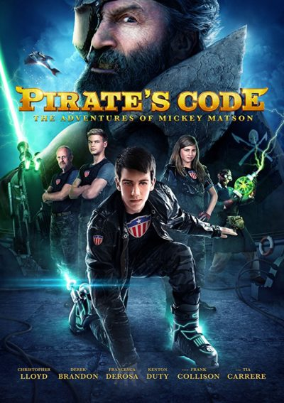 THE ADVENTURES OF MICKEY MATSON – PIRATE'S CODE