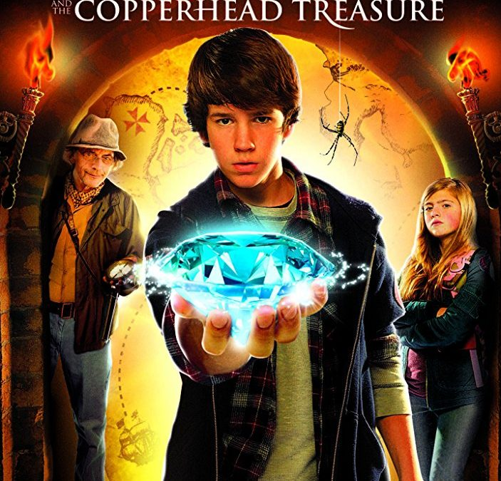 THE ADVENTURES OF MICKEY MATSON – COPPERHEAD TREASURE